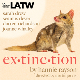 Extinction Digital Cover