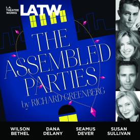 The Assembled Parties Cover Art