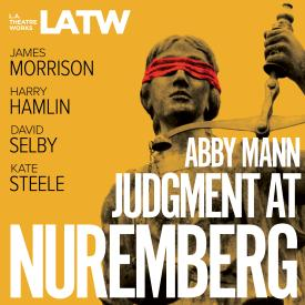 Judgment at Nuremberg Cover Art