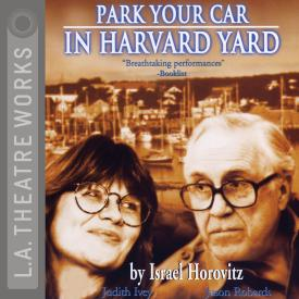 Park Your Car in Harvard Yard Cover Art