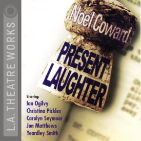 Present Laughter Cover Art