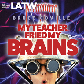 My Teacher Fried My Brains Cover Art