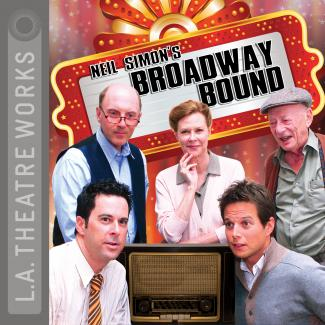 Broadway Bound Cover Art