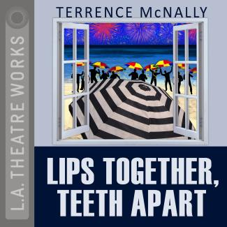 Lips Together, Teeth Apart Cover Art