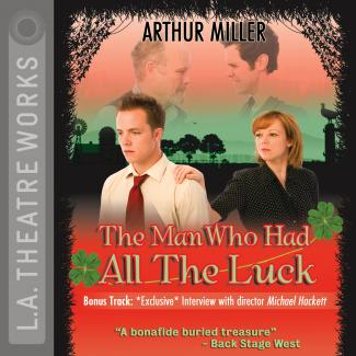 The Man Who Had All the Luck Cover Art